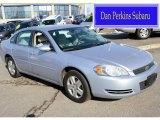 2006 Glacier Blue Metallic Chevrolet Impala LS #110419438
