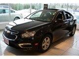 2016 Black Granite Metallic Chevrolet Cruze Limited LT #110419585