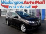 2013 Kona Coffee Metallic Honda CR-V EX-L AWD #110419634