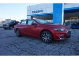 2016 Crystal Red Tintcoat Chevrolet Malibu LT #110419826