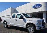 2016 Oxford White Ford F150 XL SuperCab 4x4 #110419694