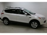 2016 White Platinum Metallic Ford Escape SE 4WD #110419405