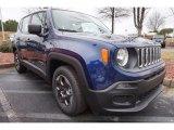 2016 Jeep Renegade Jetset Blue