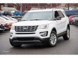 2016 Oxford White Ford Explorer XLT #110472949
