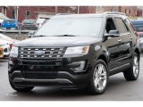 2016 Shadow Black Ford Explorer Limited 4WD #110472947