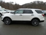 2016 Oxford White Ford Explorer Sport 4WD #110472982