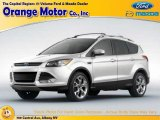 2016 White Platinum Metallic Ford Escape Titanium 4WD #110473043