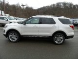 2016 Oxford White Ford Explorer XLT 4WD #110472977