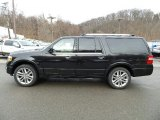2015 Tuxedo Black Metallic Ford Expedition EL Limited 4x4 #110472973