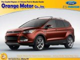 2016 Sunset Metallic Ford Escape SE 4WD #110473031