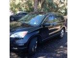 2011 Crystal Black Pearl Honda CR-V LX #110472825