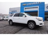 2016 Summit White GMC Acadia SLT #110495185