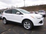 2016 Oxford White Ford Escape SE 4WD #110495058