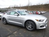 2016 Ingot Silver Metallic Ford Mustang EcoBoost Coupe #110495041