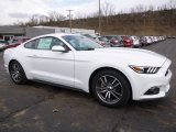 2016 Oxford White Ford Mustang EcoBoost Coupe #110495040