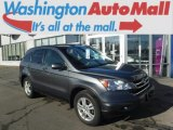 2011 Polished Metal Metallic Honda CR-V EX-L 4WD #110495026