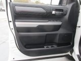 2016 Toyota Tundra Platinum CrewMax Door Panel