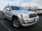 2006 Bright Silver Metallic Jeep Grand Cherokee Overland 4x4 #110495247