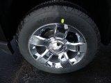 2016 Chevrolet Silverado 1500 LTZ Z71 Crew Cab 4x4 Wheel