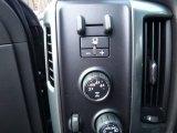 2016 Chevrolet Silverado 1500 LTZ Z71 Crew Cab 4x4 Controls