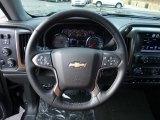 2016 Chevrolet Silverado 1500 LTZ Z71 Crew Cab 4x4 Steering Wheel