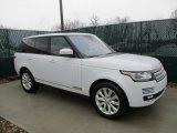 2016 Yulong White Metallic Land Rover Range Rover HSE #110524405