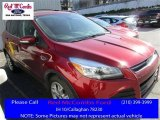 2013 Ruby Red Metallic Ford Escape Titanium 2.0L EcoBoost #110524130