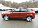 2016 Sunset Metallic Ford Escape S #110524240
