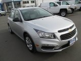 2016 Silver Ice Metallic Chevrolet Cruze Limited LS #110524286