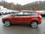 2016 Sunset Metallic Ford Escape SE 4WD #110524229