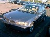 2004 Steel Blue Metallic BMW 3 Series 325i Sedan #110550267