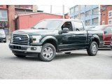 2016 Green Gem Ford F150 XLT SuperCrew 4x4 #110550263