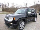 2016 Black Jeep Renegade Limited 4x4 #110550325