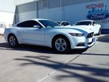 2016 Oxford White Ford Mustang V6 Coupe #110550129