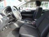 2016 Nissan Sentra Interiors