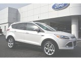 2016 White Platinum Metallic Ford Escape Titanium 4WD #110550249