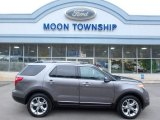 2011 Sterling Grey Metallic Ford Explorer Limited 4WD #110550314