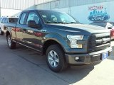 2016 Magnetic Ford F150 XL SuperCab #110550118