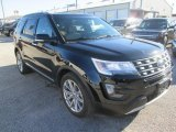 2016 Shadow Black Ford Explorer Limited #110550165