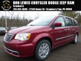 2016 Deep Cherry Red Crystal Pearl Chrysler Town & Country Touring #110550209