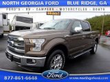 2016 Caribou Ford F150 Lariat SuperCrew 4x4 #110550023
