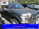 2016 Magnetic Ford F150 XL SuperCrew #110586159