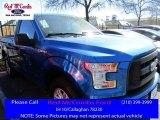 2016 Blue Flame Ford F150 XL Regular Cab #110586158