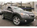 2013 Graphite Luster Metallic Acura RDX Technology AWD #110586301