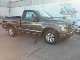 2016 Magnetic Ford F150 XL Regular Cab #110586183