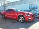 2016 Race Red Ford Mustang EcoBoost Coupe #110586179