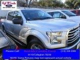 2016 Ingot Silver Ford F150 XLT SuperCrew #110586174