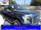 2016 Blue Jeans Ford F150 XLT SuperCrew #110586162