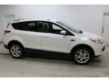 2016 White Platinum Metallic Ford Escape Titanium 4WD #110586020