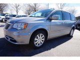 2016 Billet Silver Metallic Chrysler Town & Country LX #110622946